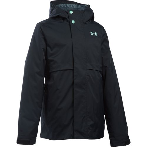 Under Armour Girls' ColdGear Reactor Wayside 3-in-1 Jacket