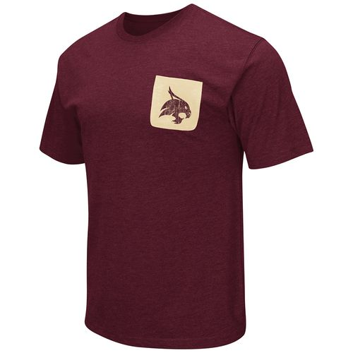 Colosseum Athletics™ Men's Texas State University Banya Pocket T-shirt