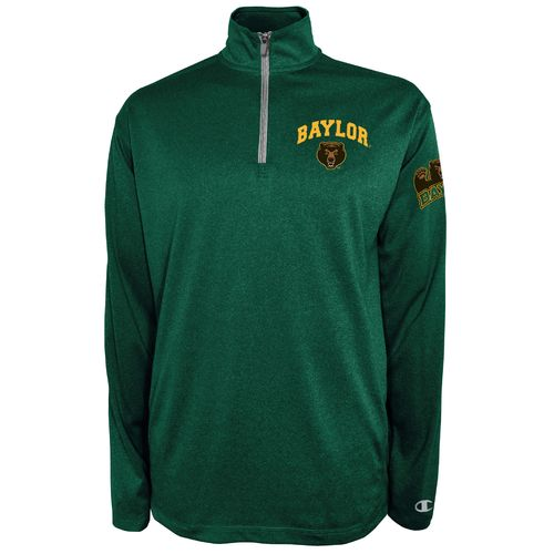 Champion™ Men's Baylor University Victory 1/4 Zip Pullover - view number 1