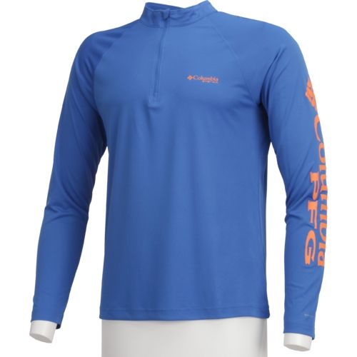 Columbia Sportswear Men's Terminal Tackle 1/4 Zip Sport Top