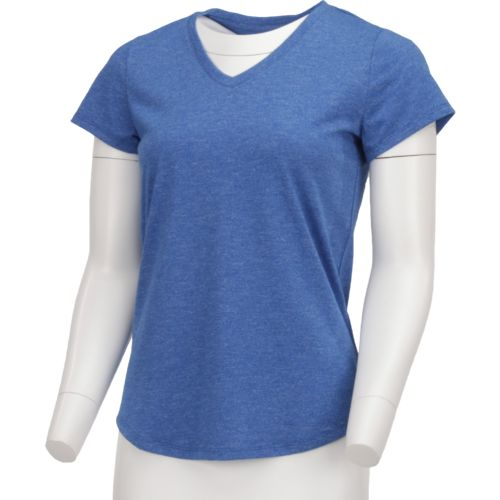 Display product reviews for BCG Women's Horizon Heather V-neck T-shirt