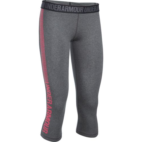 Under Armour Women's Favorite Graphic Capri Pant