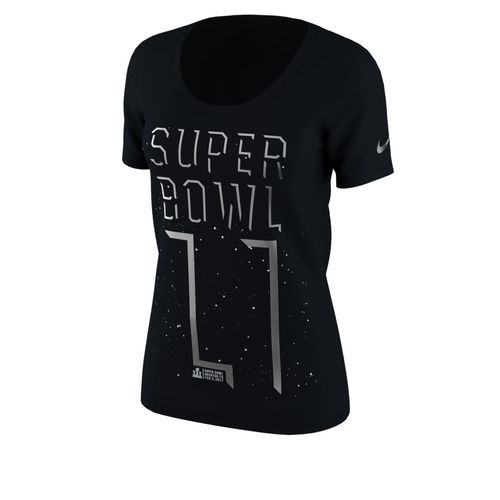 Nike™ Women's NFL Eclipse Kickoff Super Bowl 51