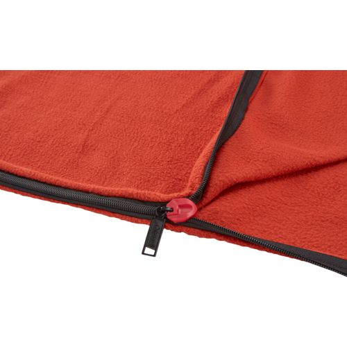 Coleman Stratus Fleece Rectangular Sleeping Bag - view number 2