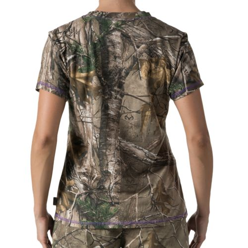 Walls Women's Camo Short Sleeve T-shirt - view number 3