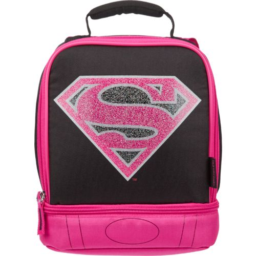 Thermos Supergirl with Cape Dual Lunch Kit