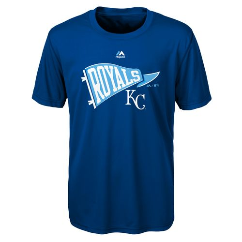 MLB Boys' Kansas City Royals Team Pennant T-shirt