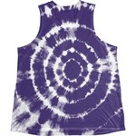 Blue 84 Women's Texas Christian University Retro Liquid Muscle Tank Top - view number 2