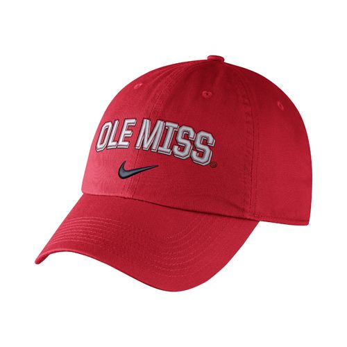 Nike™ Men's University of Mississippi Heritage86 Cap - view number 1