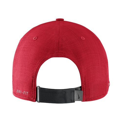Nike Men's University of Georgia AeroBill Sideline Coaches Cap - view number 2