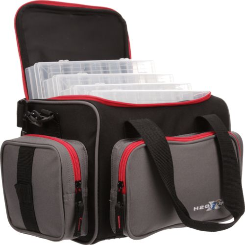 H2O XPRESS 4-Box Tackle Bag