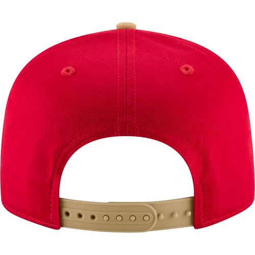 New Era Men's San Francisco 49ers 9FIFTY Baycik Snapback Cap - view number 2
