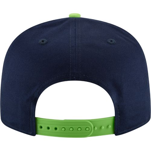 New Era Men's Seattle Seahawks 9FIFTY Baycik Snapback Cap - view number 2