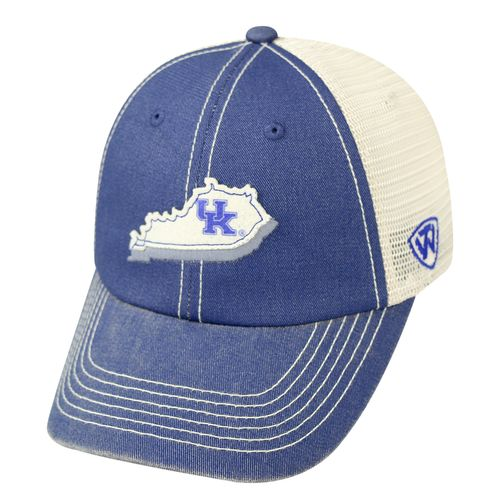 Top of the World Men's University of Kentucky United Cap
