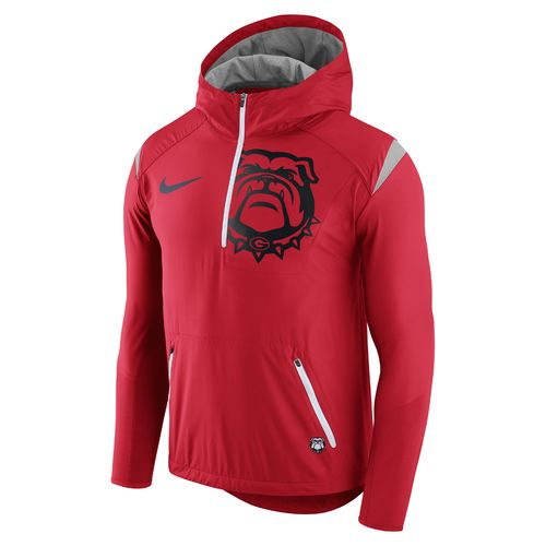 Nike Men's University of Georgia Fly Rush Lightweight Jacket