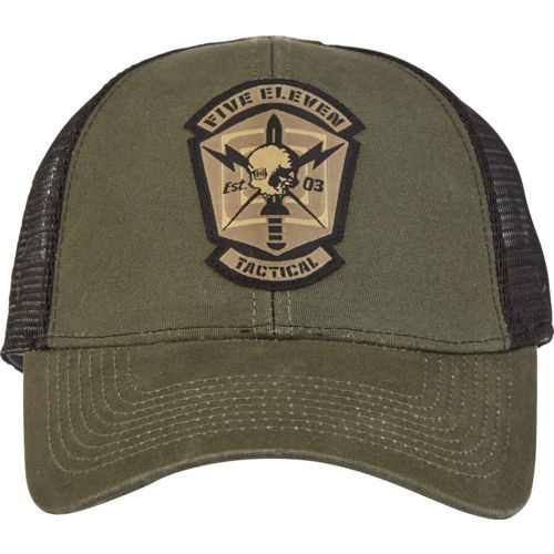 5.11 Tactical Men's Skull Meshback Cap - view number 1