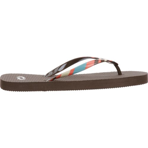 Display product reviews for O'Rageous Women's Siesta Thong Flip-Flops