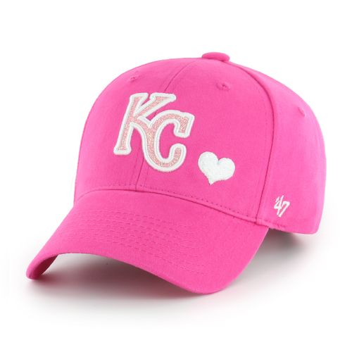 '47 Kansas City Royals Girls' Sugar Sweet MVP Cap