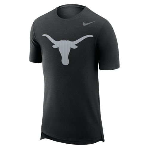 Nike Men's University of Texas Enzyme Droptail T-shirt - view number 1