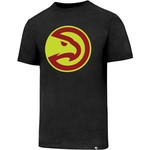 '47 Men's Atlanta Hawks Logo Knockaround Club T-shirt - view number 1