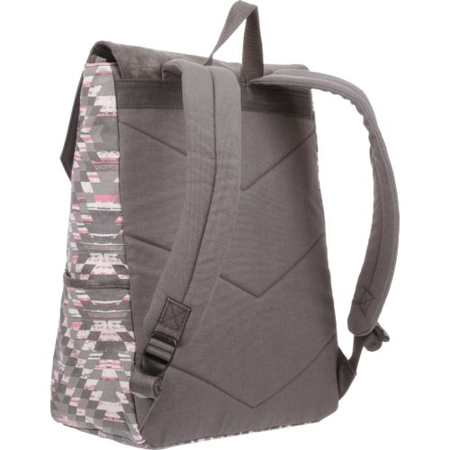 Emma & Chloe Girls' Flap Backpack - view number 3