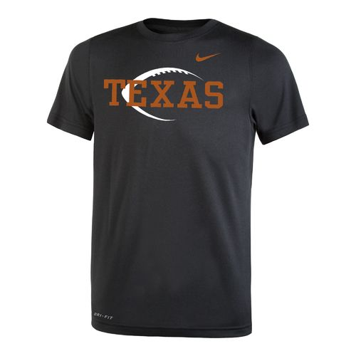 Nike Boys' University of Texas Legend Icon T-shirt
