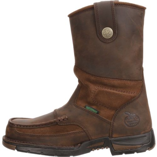 Display product reviews for Georgia Men's Athens Wellington Work Boots