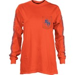Three Squared Juniors' Sam Houston State University Mystic Long Sleeve T-shirt - view number 1