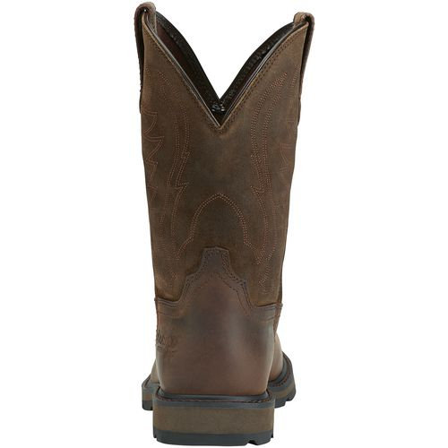 Ariat Men's Groundbreaker Wellington Steel Toe Work Boots - view number 5