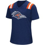 Colosseum Athletics Girls' University of Texas at San Antonio Rugby Short Sleeve T-shirt - view number 1