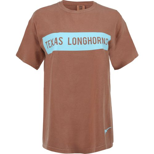 We Are Texas Women's University of Texas Blocked Longhorns T-shirt