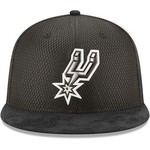 New Era Men's San Antonio Spurs 59FIFTY Team On Court Cap - view number 7