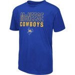 Colosseum Athletics Boys' McNeese State University Team Mascot T-shirt - view number 1