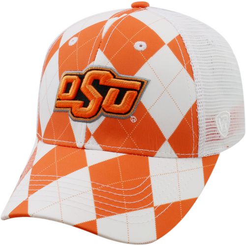 Top of the World Men's Oklahoma State University Get Loud 2-Tone Adjustable Cap