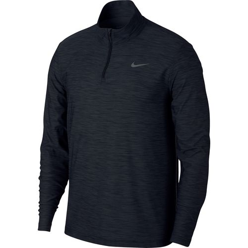 Nike Mens Breathe Dry 1/4 Zip Training Pullover