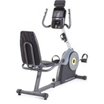 Gold's Gym Cycle Trainer 400 Ri Recumbent Exercise Bike - view number 1