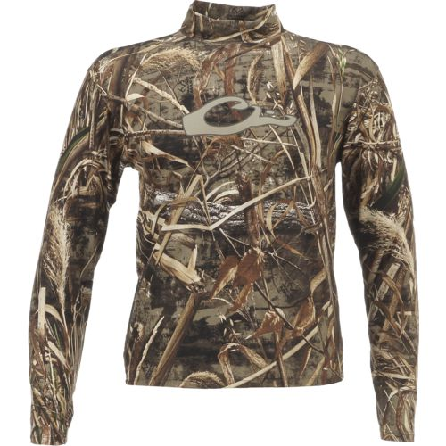 Drake Waterfowl Men's EST Performance Long Sleeve Top - view number 1