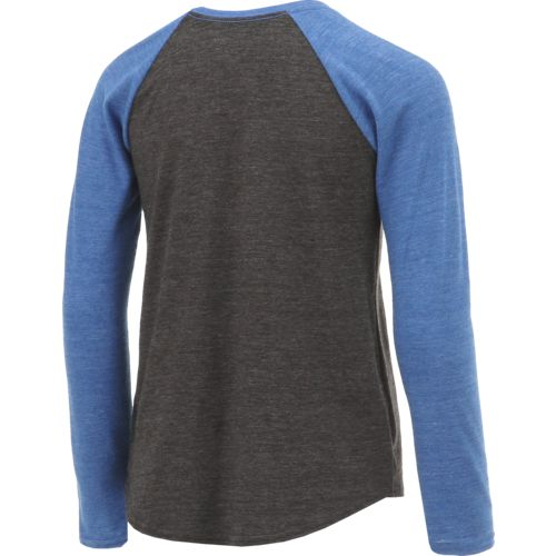 BCG Girls' Volleyball Raglan Long Sleeve T-shirt - view number 2