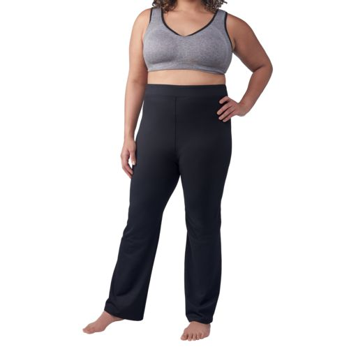 BCG Women's Basic Boot Cut Plus Size Training Pant - view number 6