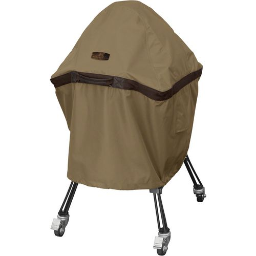 Classic Accessories Hickory Kamado Ceramic Grill Cover