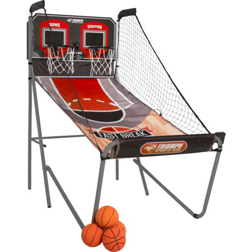 Triumph Fast Break Double Shootout Arcade Basketball Game