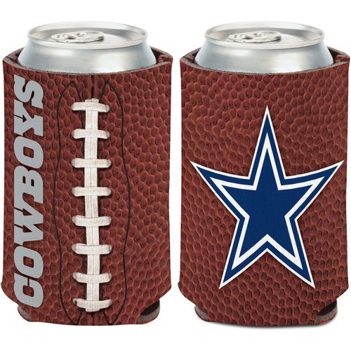 WinCraft Dallas Cowboys 12 oz Football Can Cooler