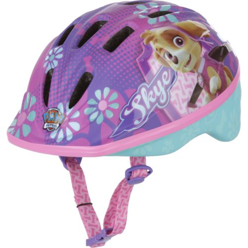 PAW Patrol Toddlers' Skye Bicycle Helmet