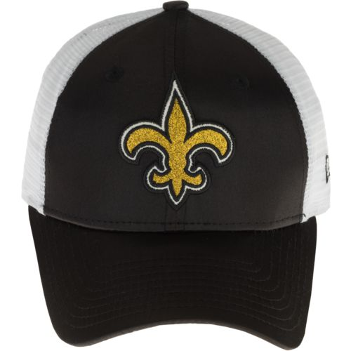 New Era Women's New Orleans Saints Glitzer 9FORTY Cap