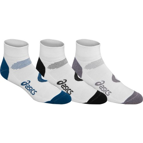 Display product reviews for ASICS® Adults' Intensity™ Quarter Socks 3-Pair