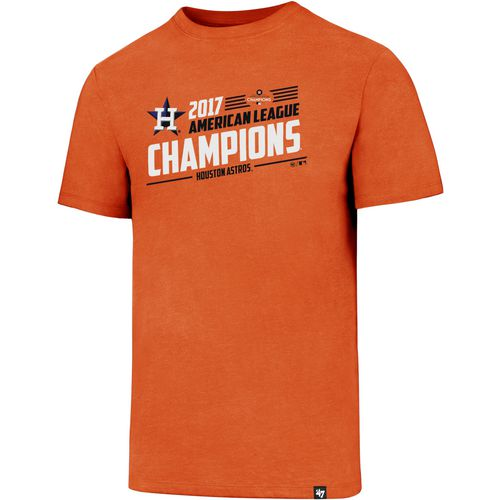 '47 Men's Astros American League Champs Club T-Shirt