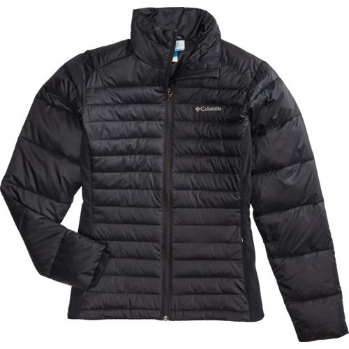 Display product reviews for Columbia Sportswear Women's Powder Pillow Hybrid Jacket