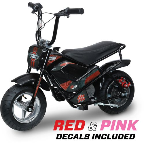 Monster Moto Kids' Classic 250 W Electric Mini Bike - view number 3