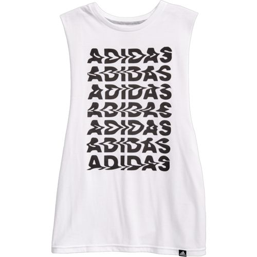 adidas Women's Wavy Training Tank Top - view number 4