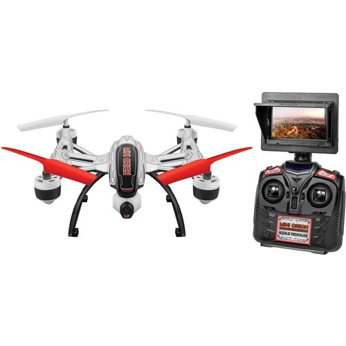 World Tech Toys v Orion 2.4 GHz LCD Live-View Camera RC Drone